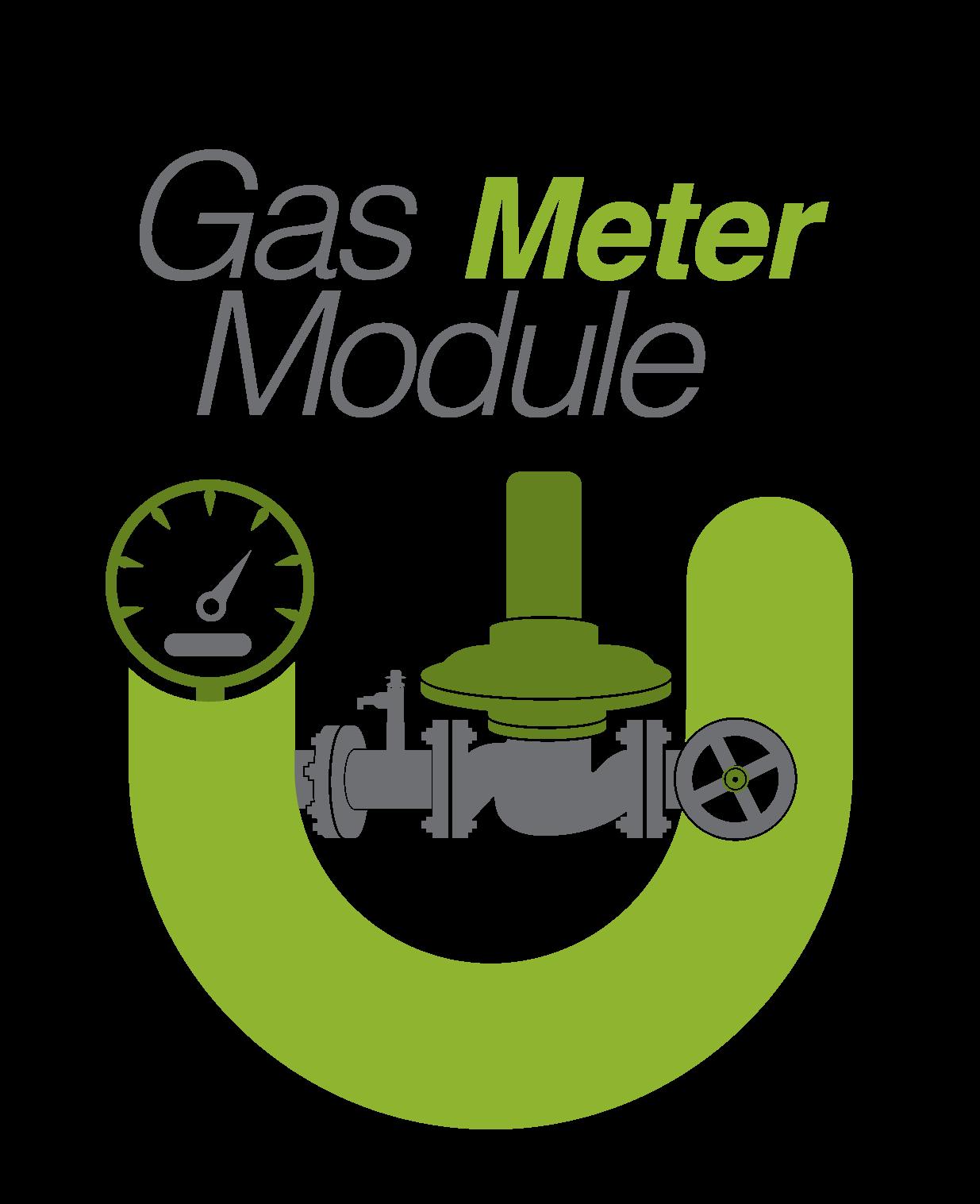 Gas Meter Module