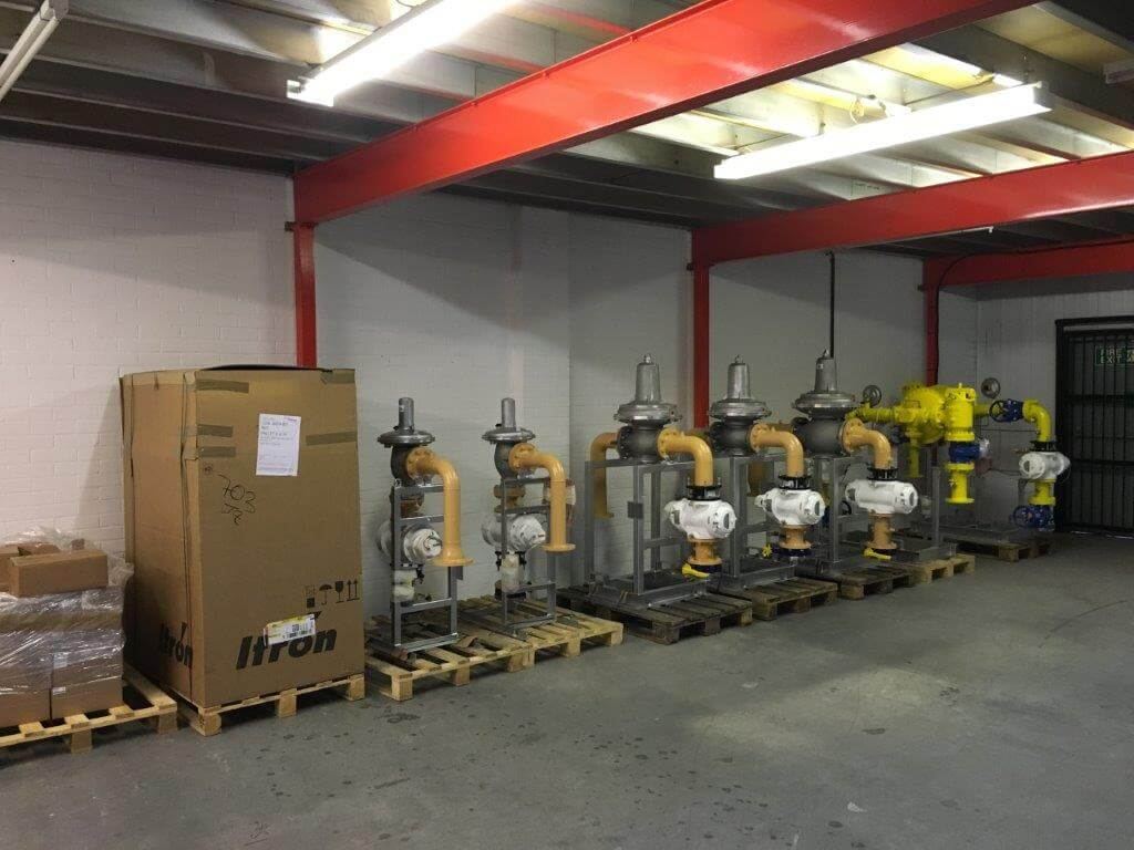 Utility Meters Warehouse