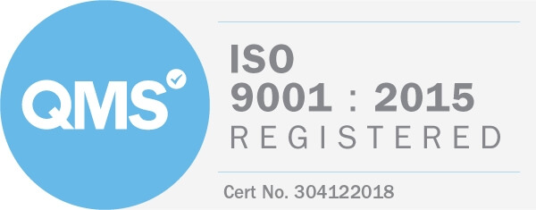ISO 9001 Certified - British Assessment Bureau